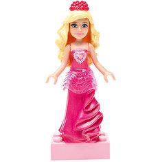 Барби: мини фигурка Gem Princess, MEGA BLOKS