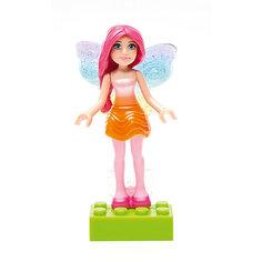 Барби: мини фигурка Rainbow Fairy, MEGA BLOKS