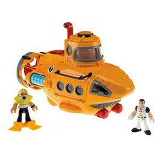 Субмарина, Imaginext, Fisher Price Mattel