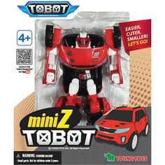 RU Трансформер Мини-Тобот Z Yuong Toys