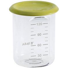 Контейнер для хранения Baby Portion 120мл, Beaba, салатовый BÉaba