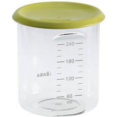 Контейнер для хранения Maxi Portion 240мл, Beaba, салатовый BÉaba