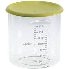 Контейнер для хранения Maxi+Portion 420мл, Beaba, салатовый BÉaba