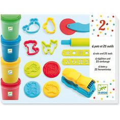 Набор для творчества с пластилином, DJECO
