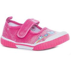 Туфли для девочки CROSBY, фуксия