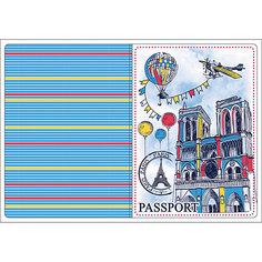 """Обложка для паспорта """"Нотр-Дам"""", Феникс-Презент"""