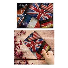 "Обложка для паспорта ""Флаги"", Феникс-Презент"