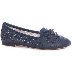 Туфли для девочки KEDDO, синий