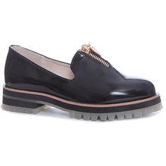 Туфли для девочки KEDDO, черный, лак