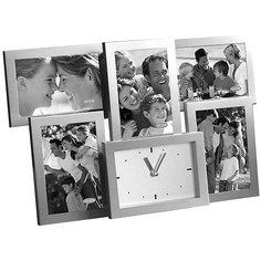 Фоторамка Platinum с часами, Яркий праздник