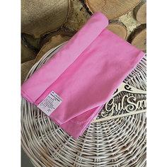 Пеленка трикотажная, 80*100, розовый Gul Sara