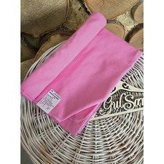 Пеленка трикотажная, 80*120, розовый Gul Sara