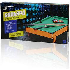 """Настольная игра """"Бильярд"""", на ножках, Zilmer"""