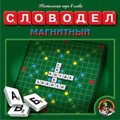 """Настольная игра """"Словодел Магнитный"""", Десятое королевство"""