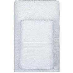 Полотенце махровое Maison Bambu, 70*140, TAC, белый (beyaz)