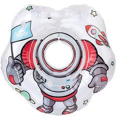 "Круг на шею для купания малышей ""Космонавт"" Flipper, Roxy-Kids"
