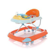 Ходунки Step, Baby Care, оранжевый