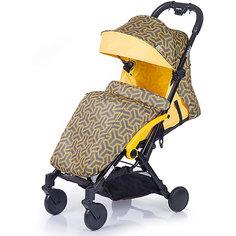 Прогулочная коляска BabyHit Amber 2017, жёлтый