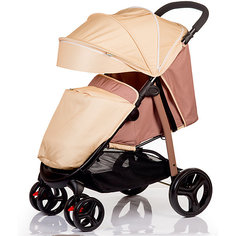 Прогулочная коляска BabyHit Racy, бежевый