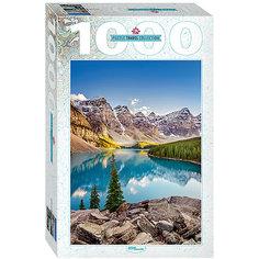 """Пазл """"Озеро в горах"""", 1000 деталей, Степ Пазл"""