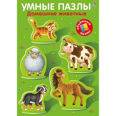Умные пазлы: Домашние животные Робинс