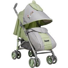 Коляска-трость Indigo JANE, зеленый