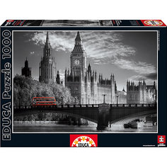 """Пазл """"Лондонский автобус"""", 1000 деталей, Educa"""