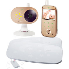 Видеоняня RamiliBaby RV1200SP2 с монитором дыхания