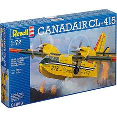 Противопожарный самолет-амфибия Canadair BOMBADIER CL-415 Revell