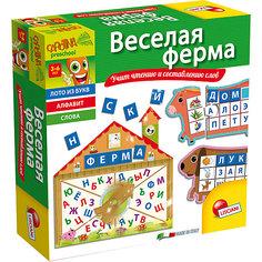 """Обучающая игра """"Веселая ферма"""", Lisciani"""