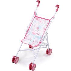 Прогулочная коляска Baby Nurse, Smoby