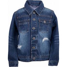 Куртка джинсовая для мальчика  BUTTON BLUE