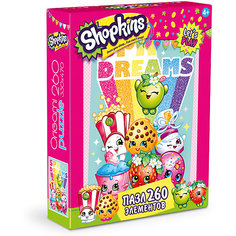 "Пазл ""Shopkins dreams"", Shopkins, Origami"