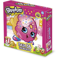 "Пазл ""Dlish Donut"", Shopkins, Origami"
