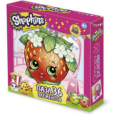 "Пазл ""Strawberry Kiss"", Shopkins, Origami"