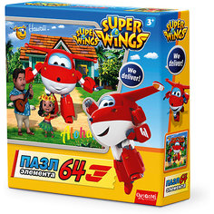 "Пазл ""Гавайские каникулы"", Super Wings, Origami"