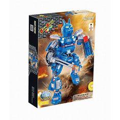 Конструктор Робот, эл\мех. 213 дет.,  со световыми эффектами, BanBao