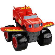 Машинка-трансформер «Вспыш-самолет», Fisher Price, Вспыш и чудо-машинки Mattel