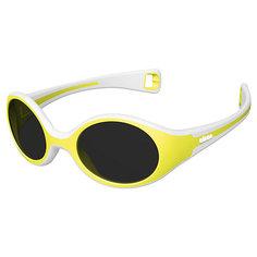 Солнцезащитные очки Sungalesses Baby 360°, р-р S, Beaba, лайм