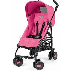 Коляска-трость Peg-Perego Pliko Mini с бампером, Mod Pink