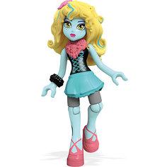 "Мини-кукла Mega Bloks ""Monster High"" Лагуна Блю, 12,5 см"