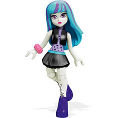"Мини-кукла Mega Bloks ""Monster High"" Твайла, 12,5 см"