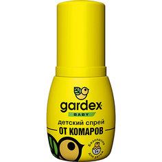 Спрей от комаров, с 1 года, 50 мл, Gardex Baby