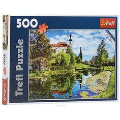 """Пазл """"Озера Кимзее. Бавария"""", 500 деталей, Trefl"""