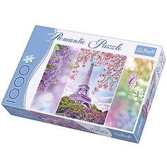 """Пазл """"Весна в Париже"""", 1000 деталей, Trefl"""