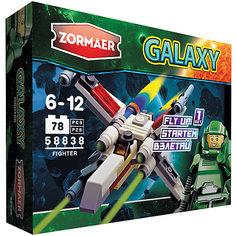 Конструктор «Файтер», 78 деталей, Zormaer