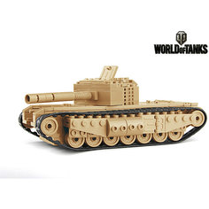 Конструктор Танк Churchill I, 218 деталей, Zormaer