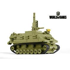 Конструктор Танк M7 Priest, 307 деталей, Zormaer
