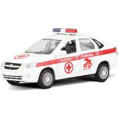 """Машинка """"Lada Granta"""" скорая помощь 1:36, Autotime"""