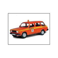 """Машинка """"Lada 2104"""" техпомощь 1:36, Autotime"""